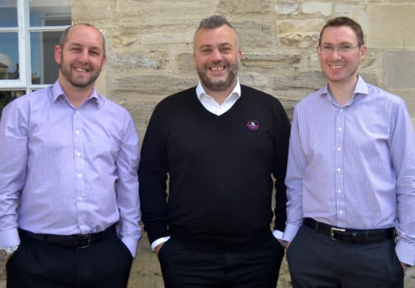 Systemagic directors - Chris Sweet, Martin Spiller & James Eades