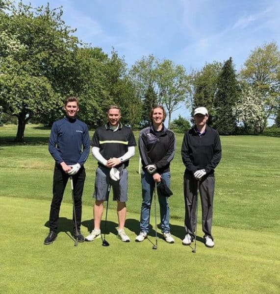 Golf Day Wiltshire Mind 18