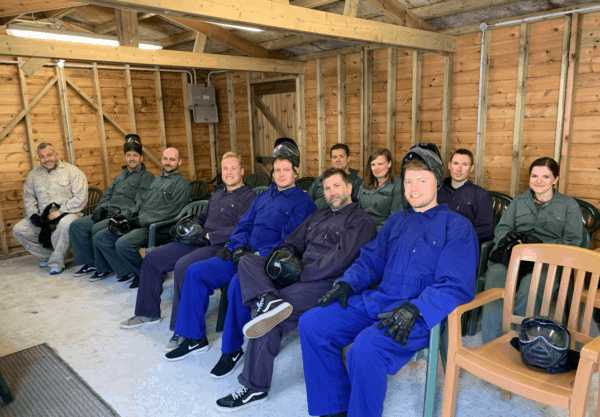 Systemagic Away Day | Paintballing