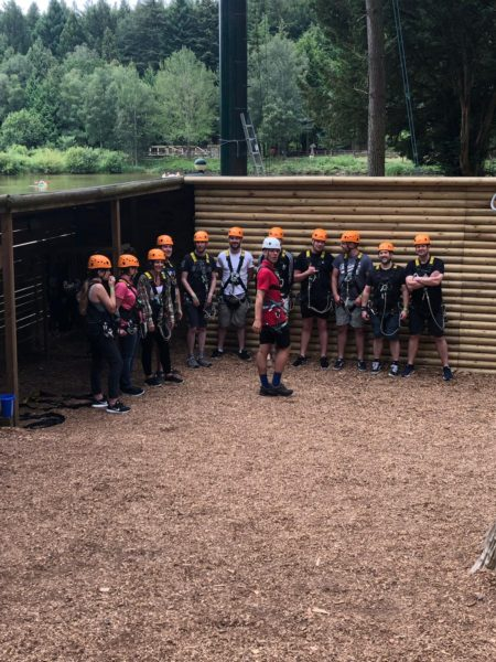 Systemagic Away Day | High Ropes
