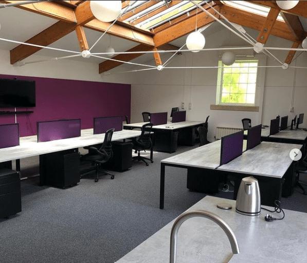 Office Refurb Summer 2020