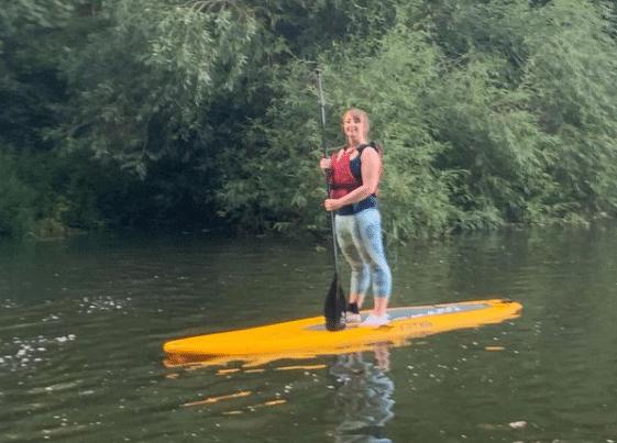 Paddleboarding 2019