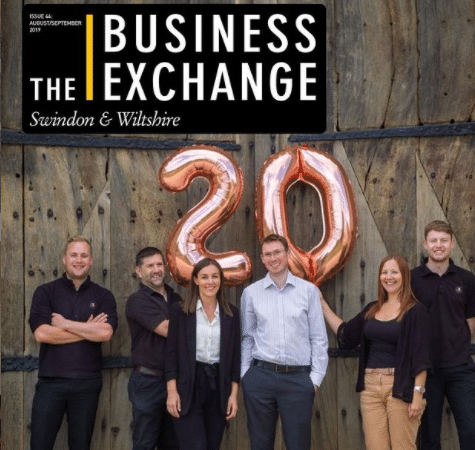 The Business Exchange - 20 years of Systemagic